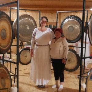 Slnovratová Gong Puja (celonočné ponorenie do vibrácií tónov gongov) @ Penzión Hamrónia | Modra | Bratislavský kraj | Slovensko