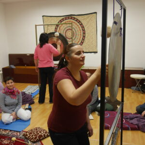 Gong workshop: základná prax a teória hry na gong @ Centrum Vlna zdravia | Bratislavský kraj | Slovensko