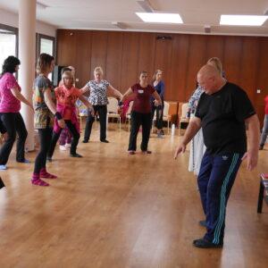 Nikolaj Kudrjašov autor Systému celistvého vlnového pohybu na SR @ KTC centrum tanca | Bratislavský kraj | Slovensko