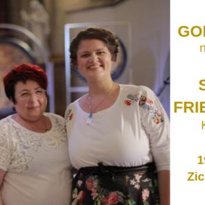 Gong kúpeľ na podujatí Senior Friendly 50+ @ Zichyho palác   Bratislavský kraj   Slovensko